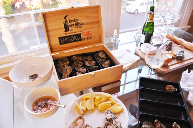 An Oyster Soiree
