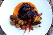 Braised Venison Shoulder - MORE EDITS