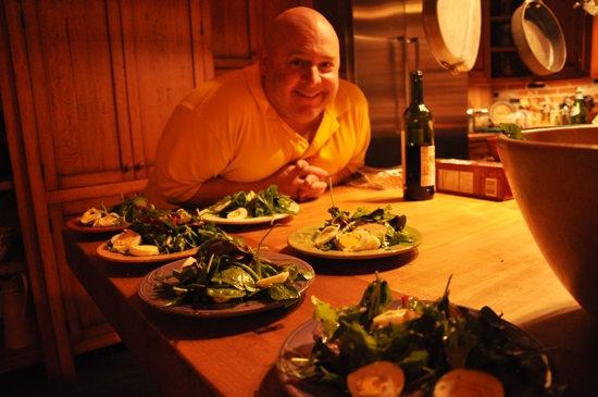 Sweet and Tangy Salad Dressing: The Feast