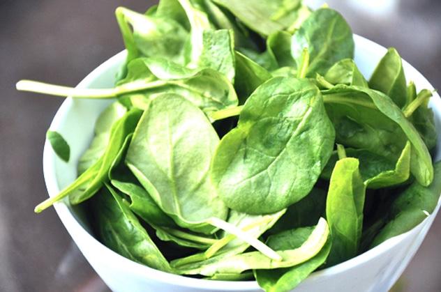 Grandma's Spinach Dip