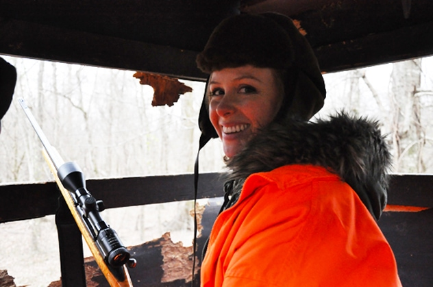 Deer Hunting II: Camera Men and Me
