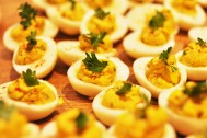 Deviled Eggs and Other Trickery