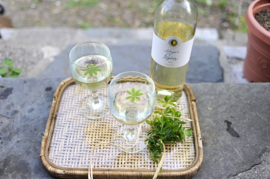 """Sweet Woodruff Wine"""