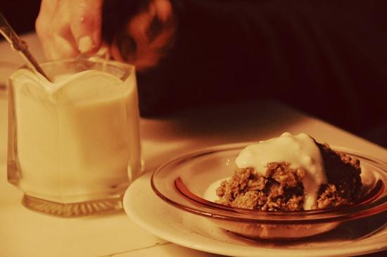 Grandma's Pudding