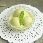 Lemon Basil Ice Cream