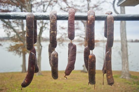 Sweet Porchetta Wild Hog Sausage