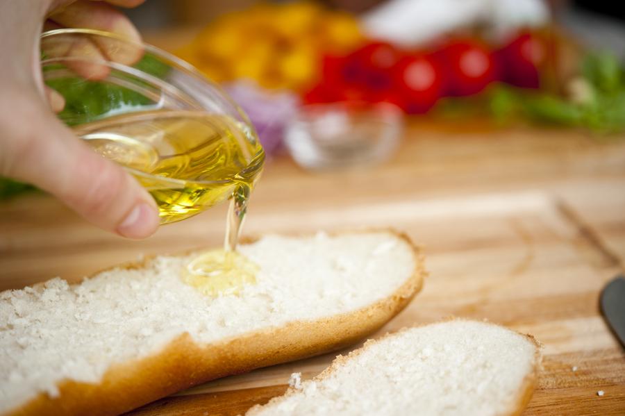 "Tomato Bread Salad"" « The Official Site of Chef Georgia ..."