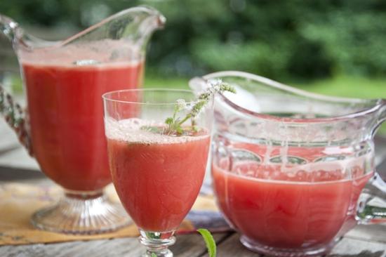 """Watermelon Agua Fresca"""