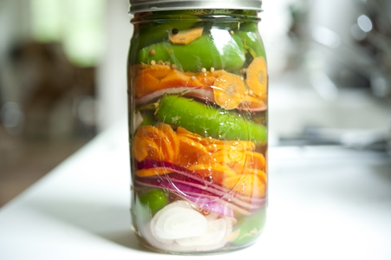 """Pickled Peppers"""