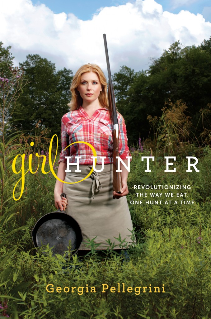 Pellegrini_GirlHunter Cover