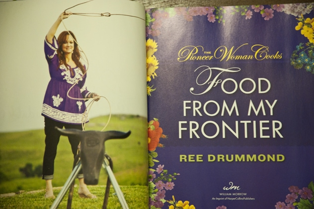 The Pioneer Woman Cookbook Giveaway