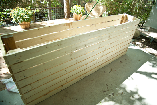 How To Build A Planter Box The Official Site Of