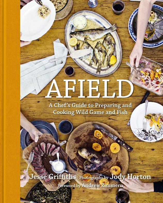 Afield_cover