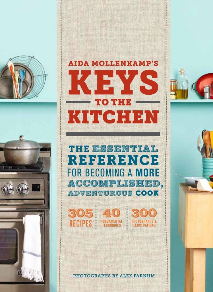 Keys to the Kitchen COV