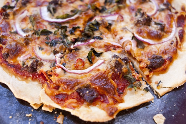 Bison Pizza