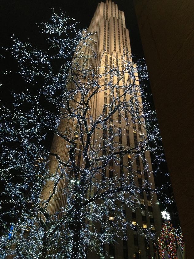 On Christmastime