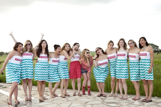 The Bachelorette Adventure Guide