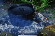 Fire cooking pot L
