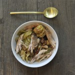 One Pot Pheasant Stew
