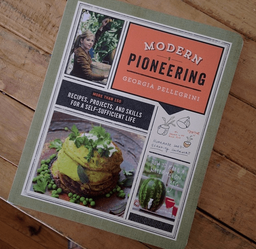 A 'Modern Pioneering' and Weston Giveaway