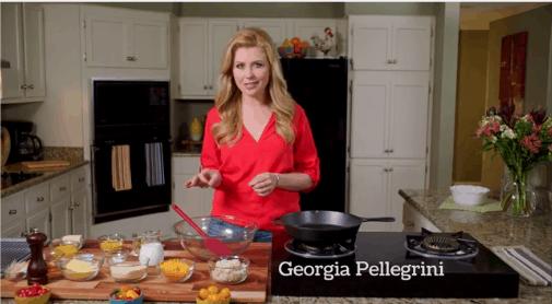 Video: Brown Rice Cornbread