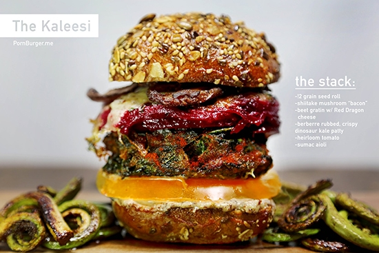 The Kaleesi Burger Me