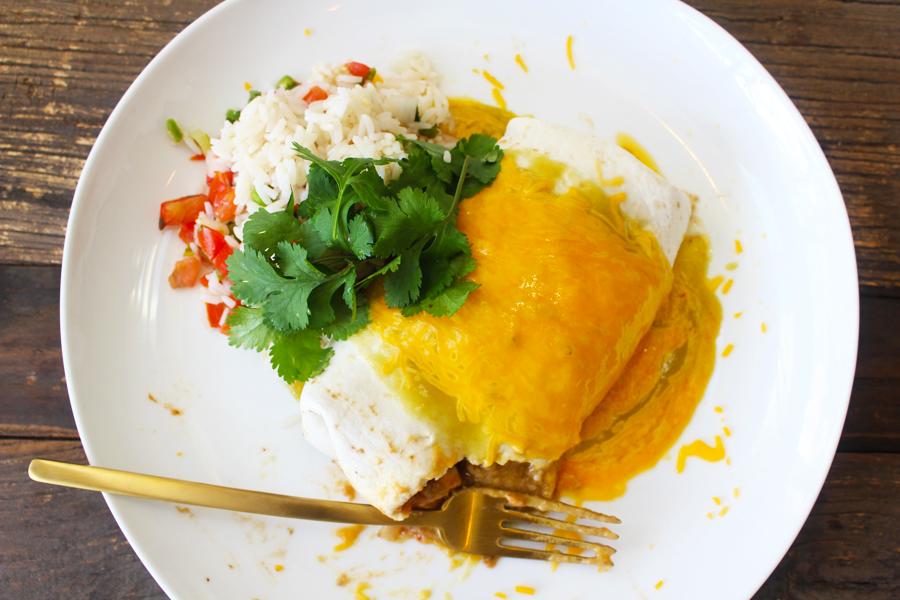 Video: Beef Burrito with Pico de Gallo Riceland Rice