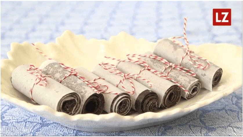 Video: Homemade Fruit Roll-Ups
