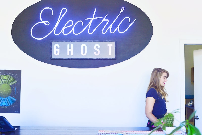 Meet the Modern Pioneers: Electric Ghost