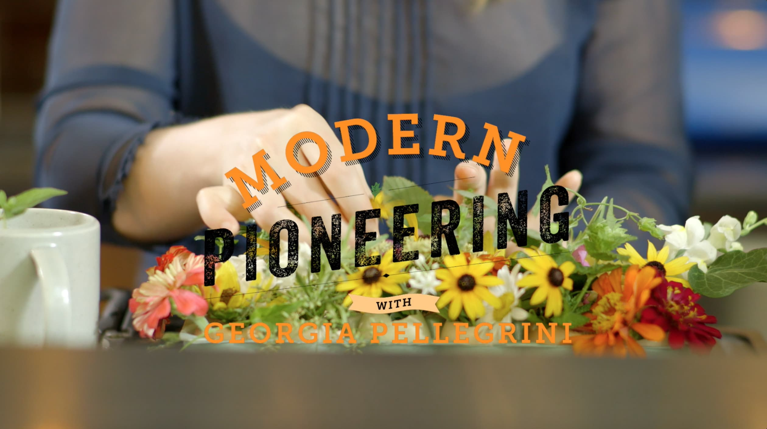 Modern Pioneering Video: Eggshell Seedling Planters