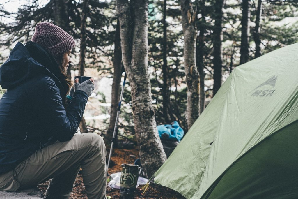 The Best Camping Gear for all Your Fall Adventures""