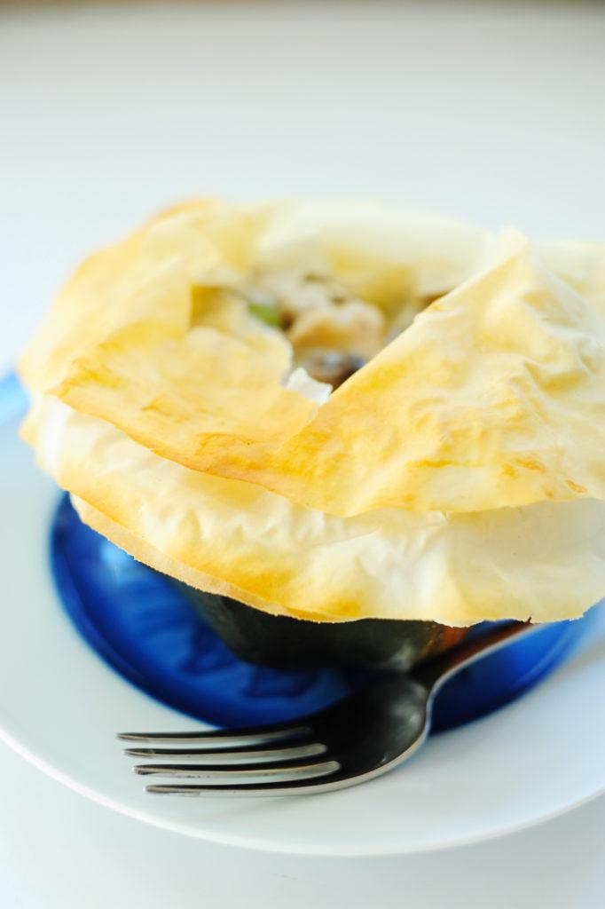 Squash Pot Pie