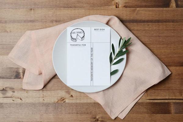 A Printable Thanksgiving Worksheet