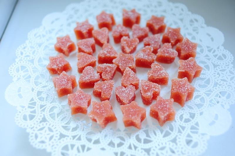 Quince Pâte de Fruit