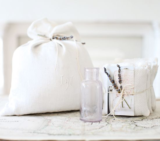 How to Turn Your Used Dryer Sheets into Fragrance Sachets