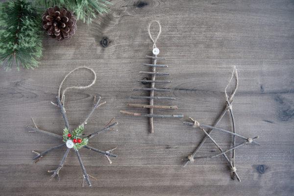 Homemade Gift: DIY Ornaments