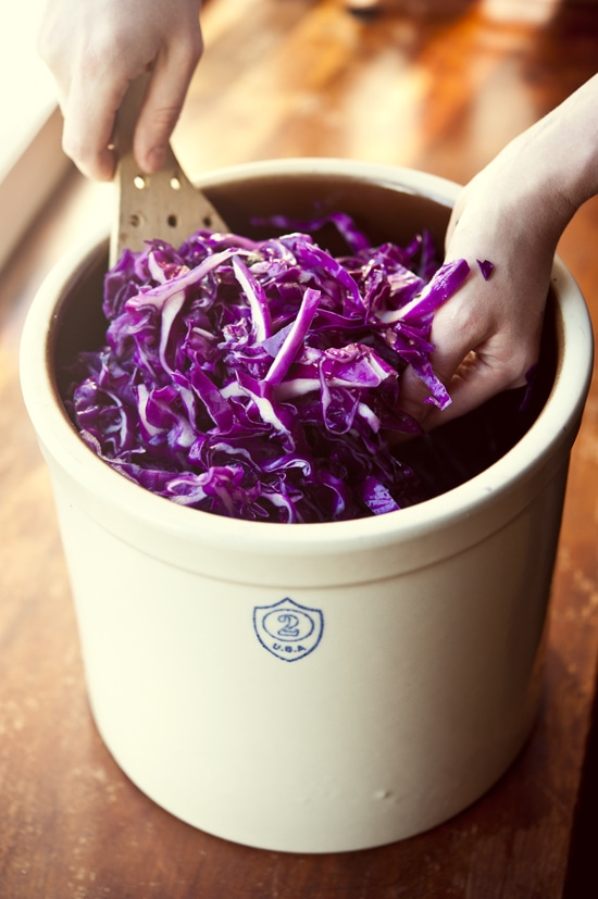 """Homemade Sauerkraut to Improve Your Gut Health"""