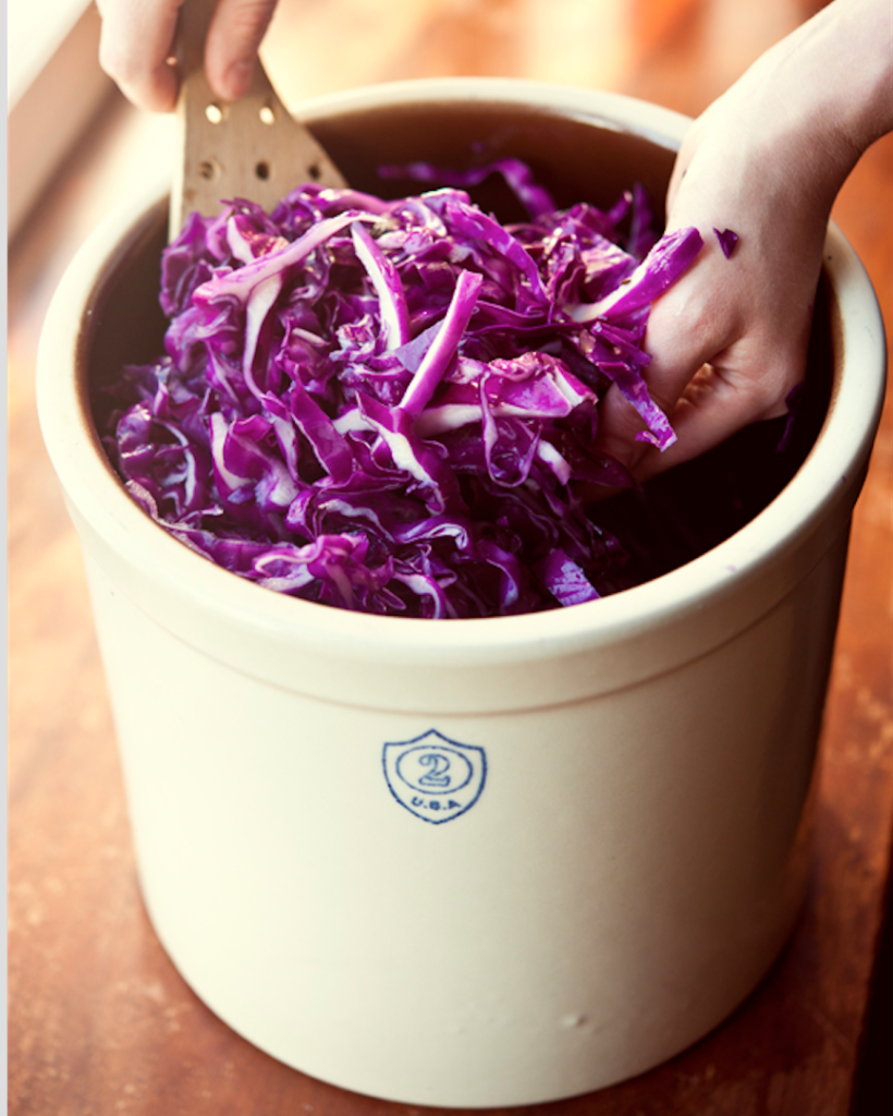 Homemade Sauerkraut to Improve Your Gut Health