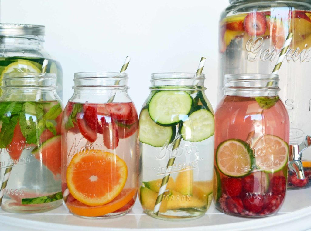 Use These Tricks to Help You Drink More Water