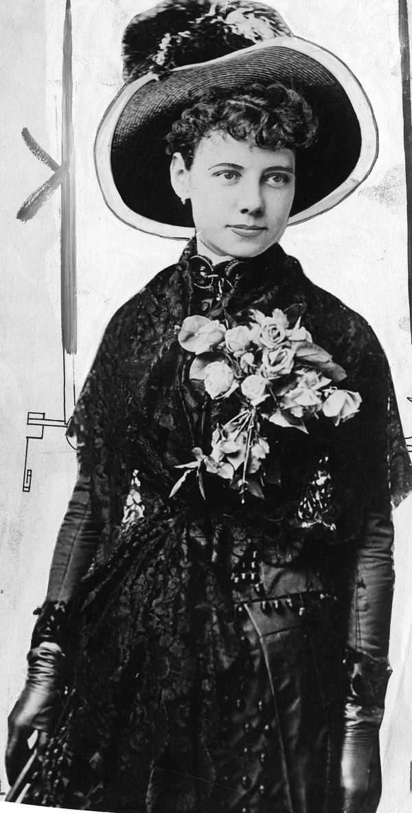 Great Woman of History: Nellie Bly