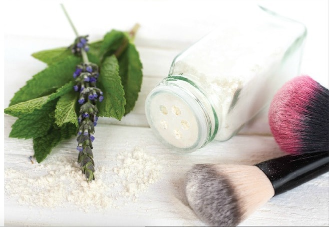 DIY Natural Dry Shampoo