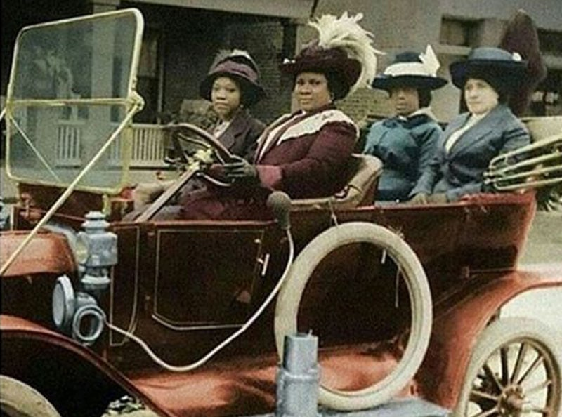 Great Women in History: Madam C.J. Walker