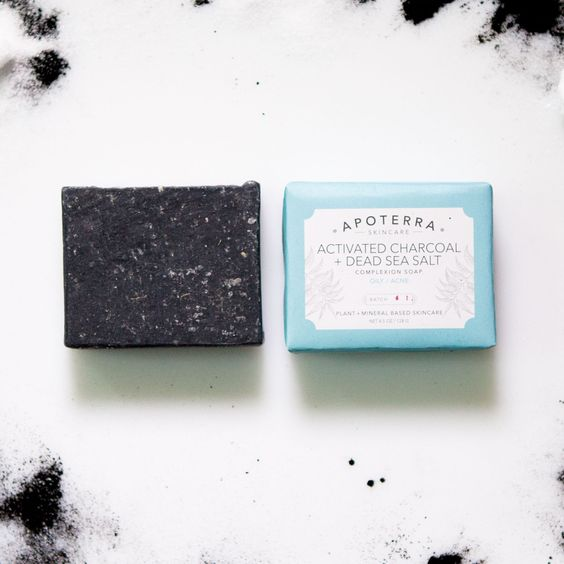 How to Make Charcoal Soap