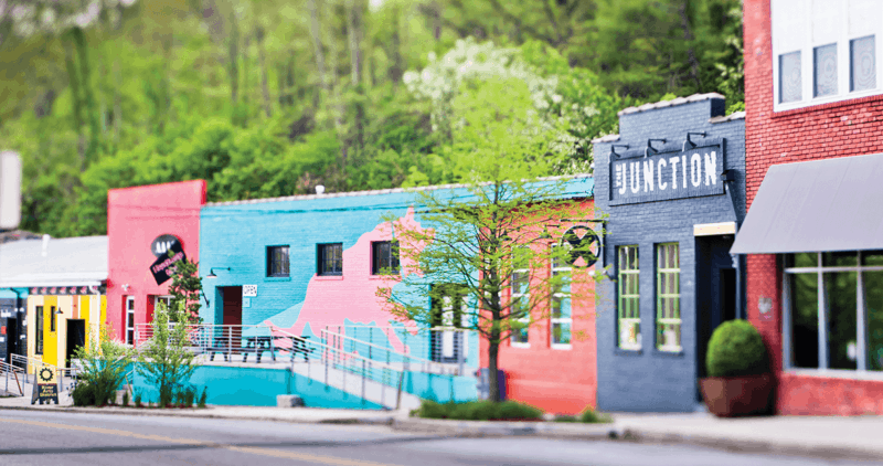 Spring Break Destinations You Have Not Thought of Yet- Asheville, NC