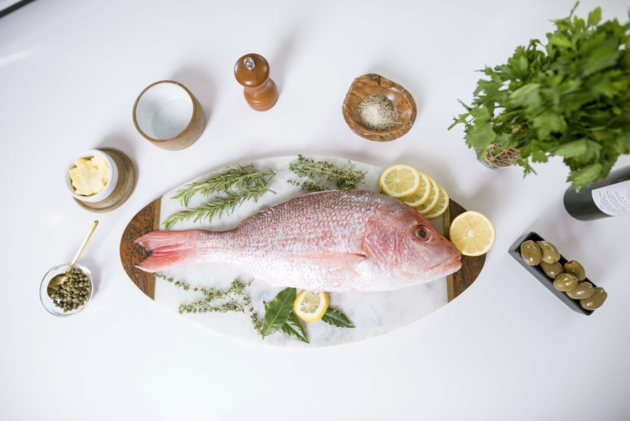 How to Cook a Whole Fish