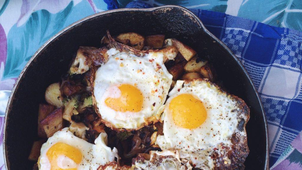 7 Easy Campsite Recipes