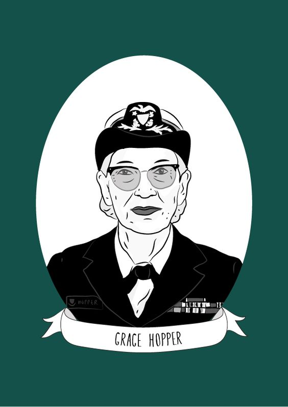 Great Women in History: Grace Hopper