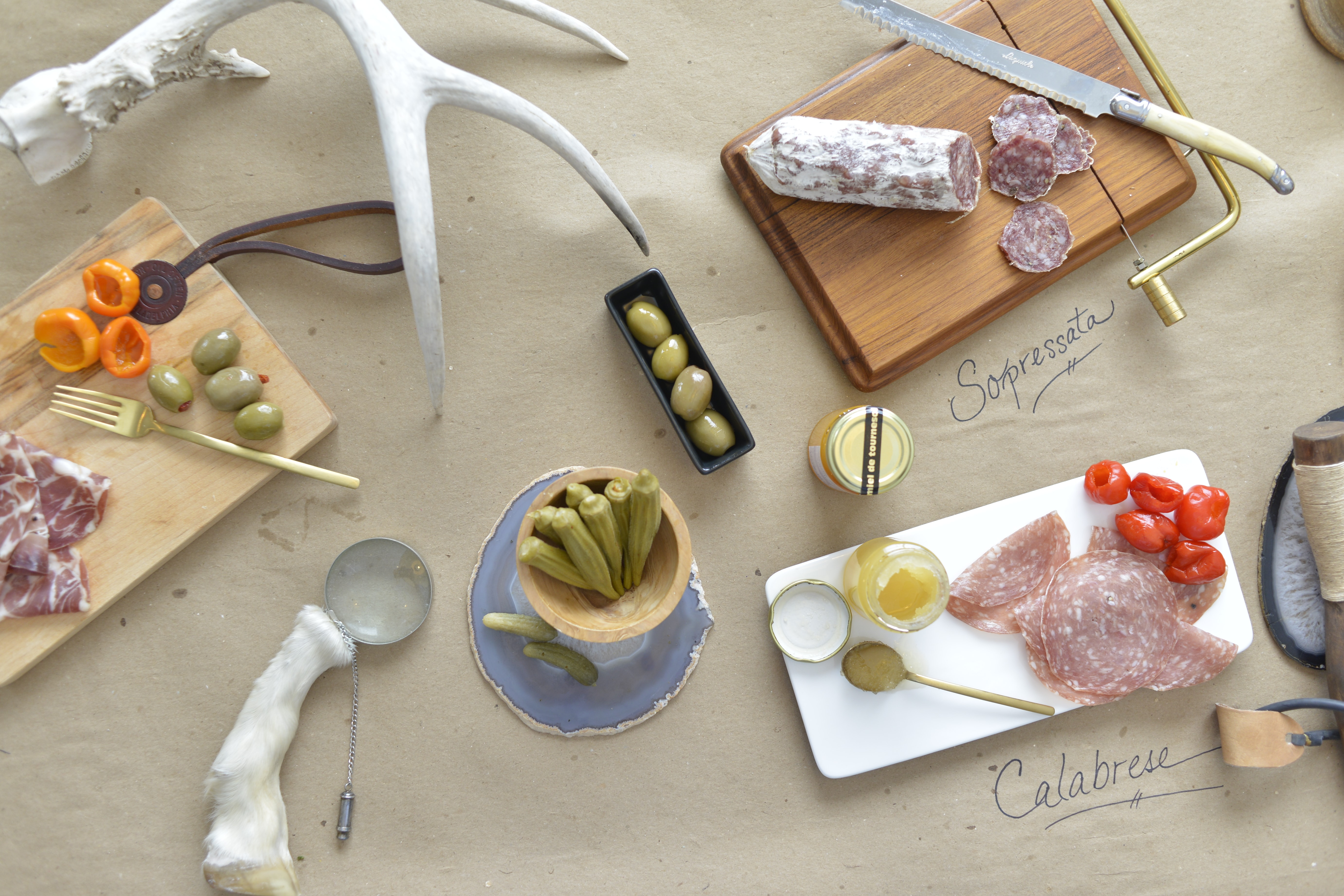 How to Arrange a Charcuterie Board Like a Rockstar