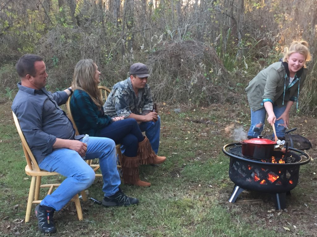 Meet the Crew and Cast of Wild Food: Q&A with Jill Zednick