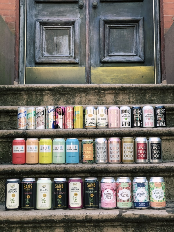 Wine Wednesday: The Best Canned Wines - GeorgiaPellegrini com